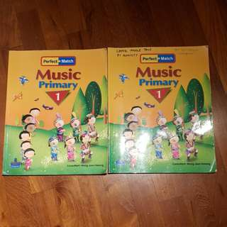 Perfect match music Primary 1