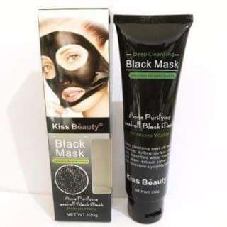 (Free Normal mail)kiss beauty black mask