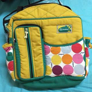 Diapers bag Snobby