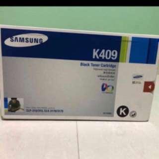 Samsung K409 Toner Ink Cartridge for Printer