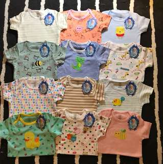 $5 - size 12M, baby rompers
