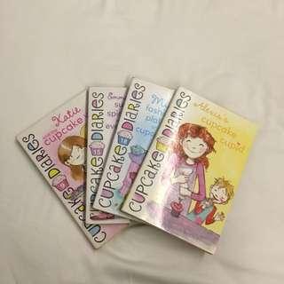 cupcake diaries books