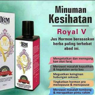 (Free Normal mail)JRM royal v