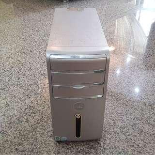 Dell Desktop case and parts (No Hard disk)