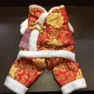 過年紅棉襖