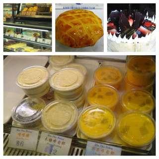 港島區餅店多年經營轉讓25萬