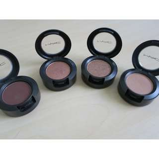 M.A.C Eyeshadows