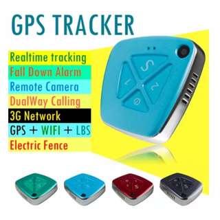 GPS Tracking Pendant Phone Tracker - 3G