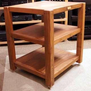 Hifi Rack GuiZu Solid wood