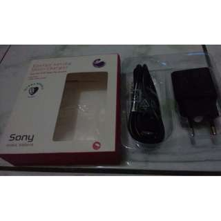 Mini Charger USB Saving Sony -.