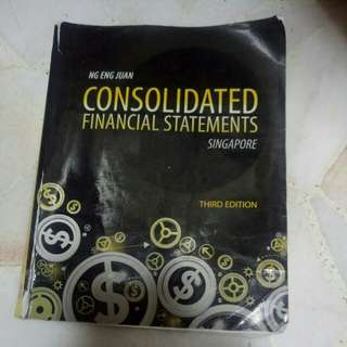 AC3102 Risk reporting and analysis. Consolidation textbook