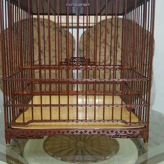 五零年代(乾榮)鳥籠
