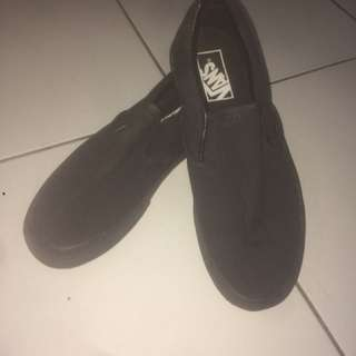 Vans Slip On Black Unisex