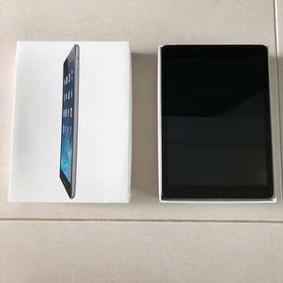 iPad Air 32gb WiFi cellular