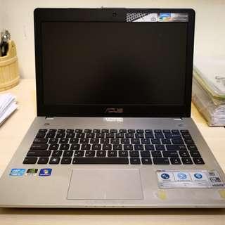 Asus N46V series laptop
