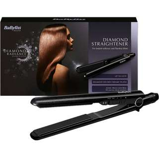BaByliss Diamond Radiance 235 Hair Straightener