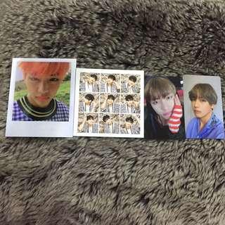 BTS V/Taehyung Photocard