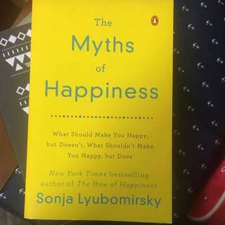 #blessing - The Myths of Happiness