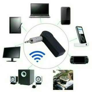 Bluetooth Receiver Music Home Car Speaker Audio adapter 3,5m