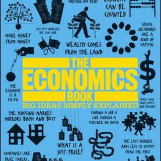 The Economics Book (E-book)