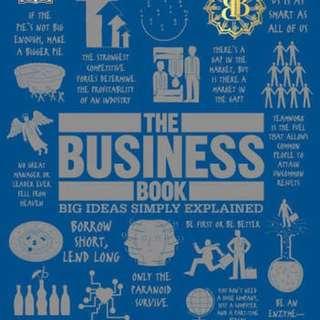 The Business Book (E-Book)