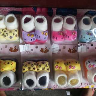 socks for baby (12 pcs.) Bundle