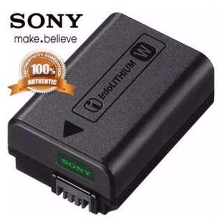 Sony NP-FW50 Battery (original)