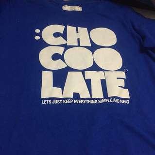 Chocolate 衫
