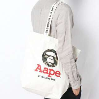 aape日本染誌附錄袋