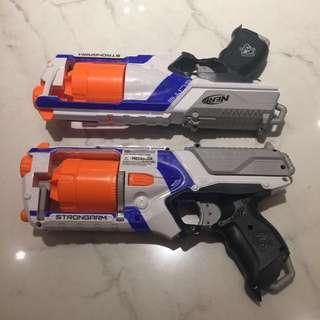 Nerf玩具槍