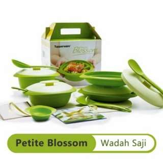 Tupperware set wadah masak