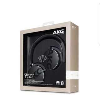 AKG Bluetooth Headphones