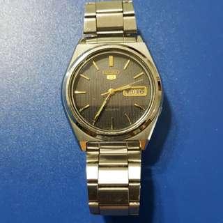 Vintage Seiko 5 Autmatic Watch