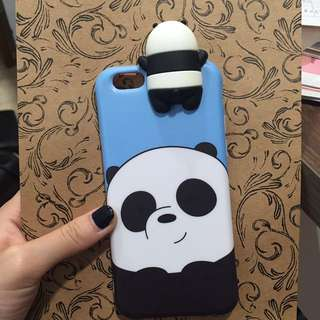 iPhone 6 We Bare Bears Casing