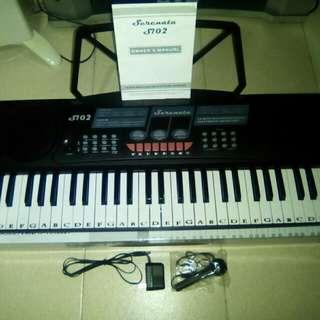 Sereneta 54 keys digital keyboard