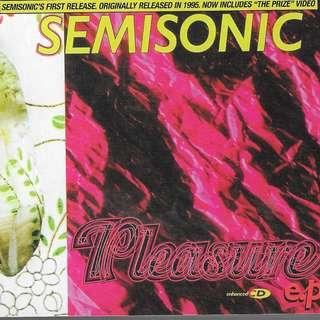 CD ALBUM - SEMISONIC - PLEASURE  //BOX Z //