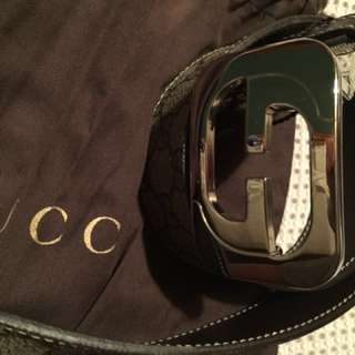 Gucci Belt - As New