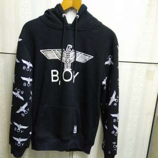 boy london 男裝長袖hoodie