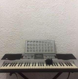 Lyric Concertina Piano Keyboard