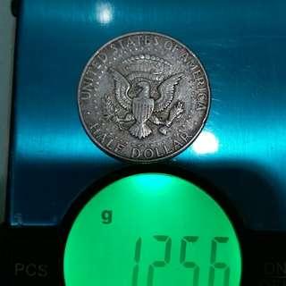 1964 America Coin