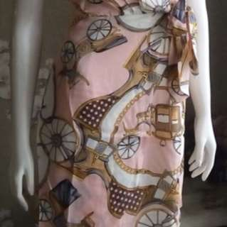 Midi Dress New Baru Cantik