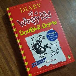 Wimpy Kid Double Down