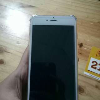 Iphone 6+ gold 16gb masih garansi