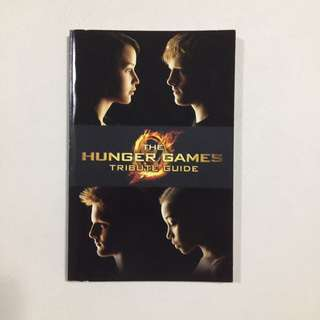 The Hunger Games: Tribute Guide by Emily Seife