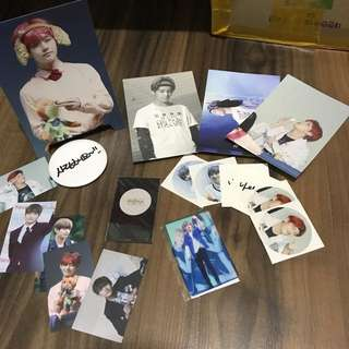 Delight V Fansite goods