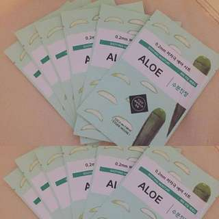 Etude House Masks Aloe