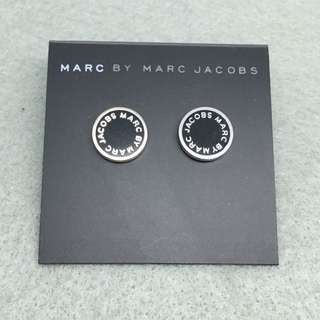 Marc Jacobs Sample Earrings 黑銀色耳環