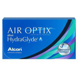Air Optix Monthly Contacts (-3.75)