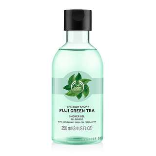 The Body Shop Fuji Green Tea Shower Gel 250ml