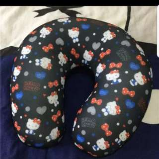 In stock hello kitty neck cushion